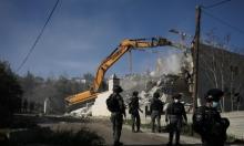 الاحتلال يهدم ثلاث منشآت بالعيسوية ويعتقل 16 فلسطينيا بالضفة