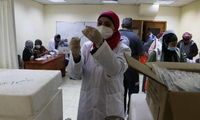 الصحة الفلسطينيّة: 18 وفاة و2672 إصابة جديدة بكورونا