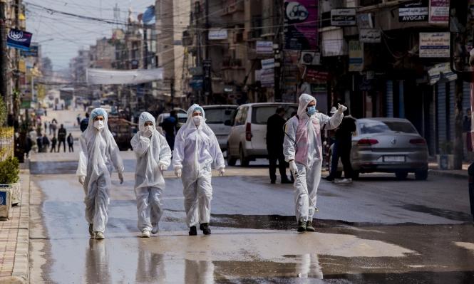 كورونا بغزة: 6 وفيات و1916 إصابة جديدة