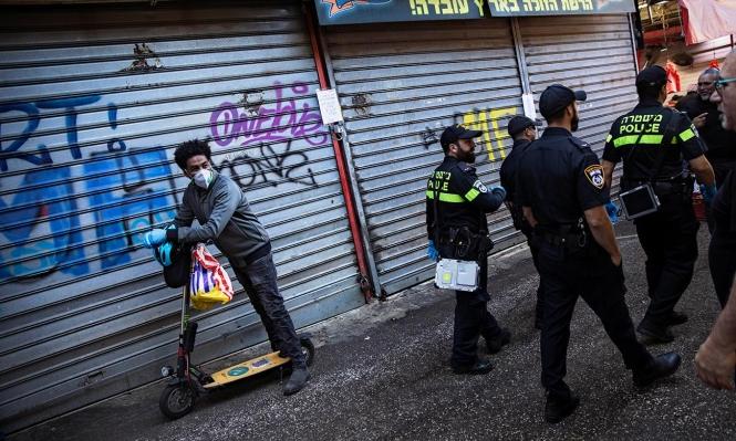 الصحة الإسرائيلية: انخفاض إصابات كورونا النشطة لـ4,888