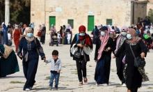 حالتا وفاة و40 إصابة بكورونا في القدس المحتلّة خلال ثلاثة أيام