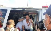 الشيخ جرّاح: إصابات باعتداء على متظاهرين بينهم النائب كسيف