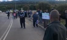 اعتداء عنصري على 27 سيارة في الكمانة والأهالي يحتجّون