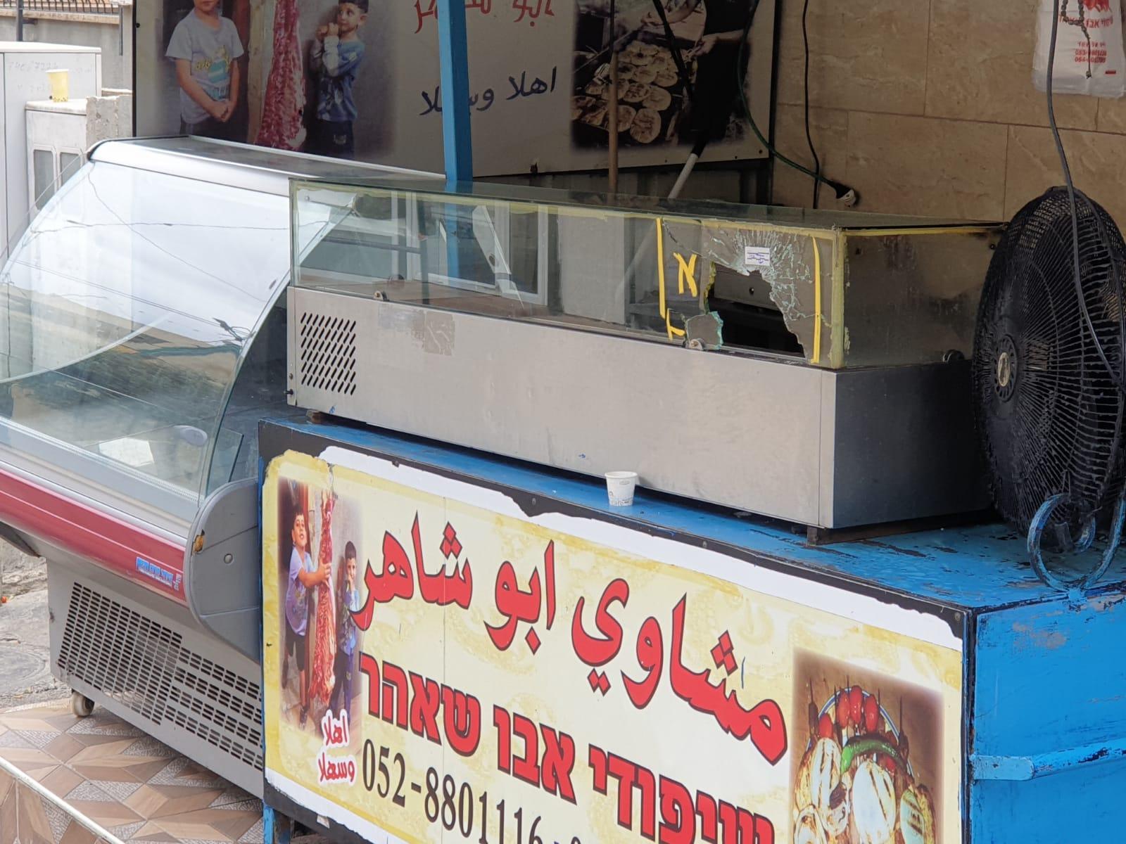 دير الأسد تتشح بالسواد عقب جريمة القتل المزدوجة