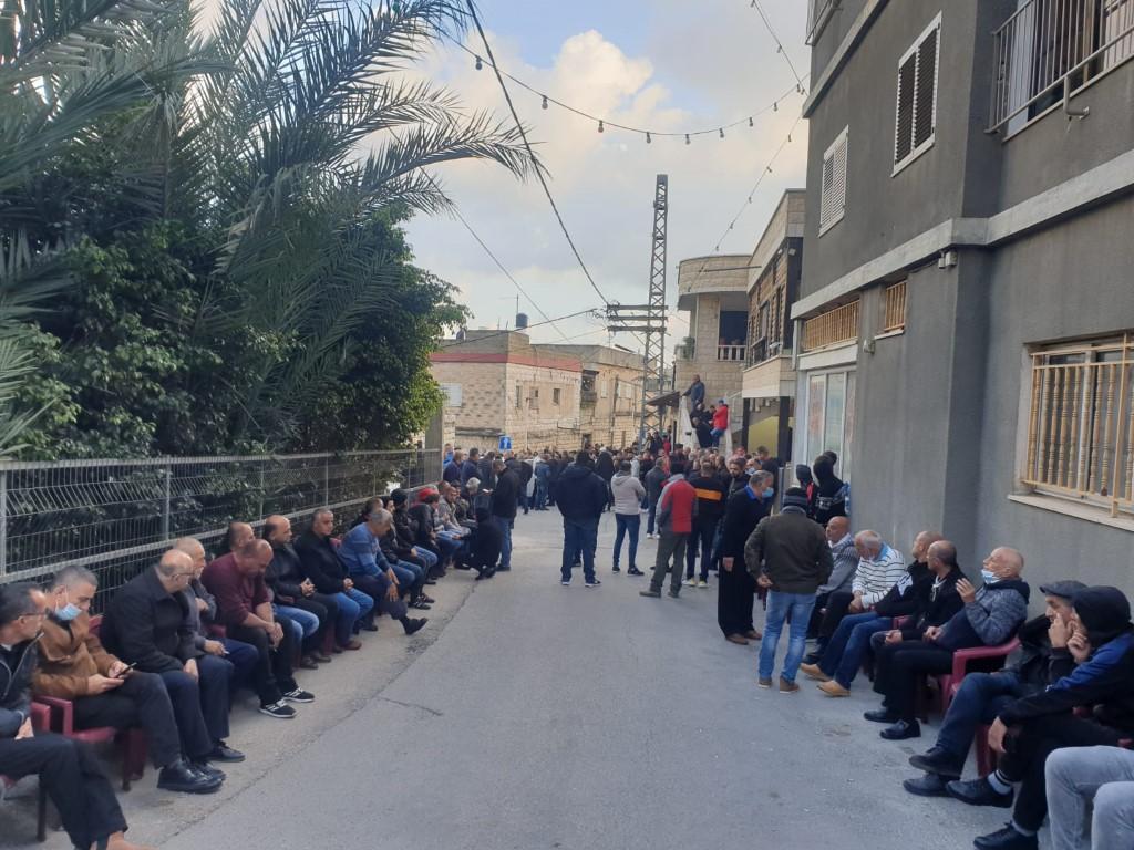 دير الأسد تشيّع ضحيّتي جريمة القتل