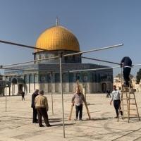 القدس: دعوة لتحري الهلال واستعدادات لاستقبال رمضان
