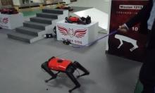 """""""ألفا دوج"""" الكلب الروبوت.. جديد الذكاء الاصطناعي"""