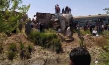 حادث قطارات مصر: السائق ومساعده كانا خارج غرفة القيادة