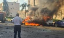 مقتل شخص في انفجار سيارة بحولون