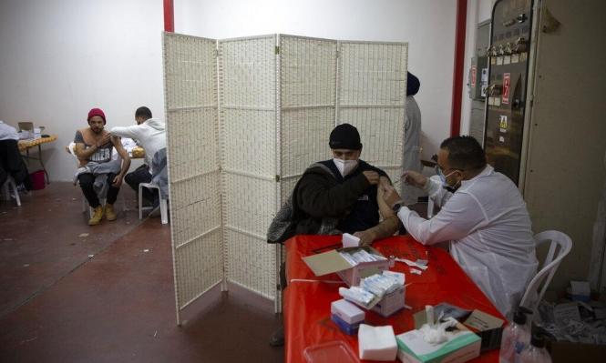 كورونا في المجتمع العربي: 279 ألف شخص بحاجة للتطعيم