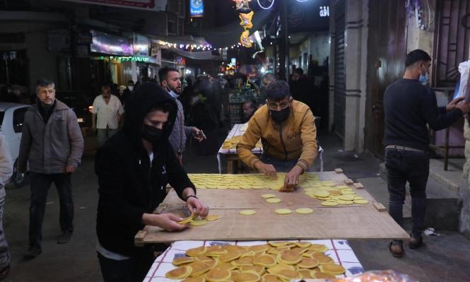 أجواء رمضان في أسواق خان يونس