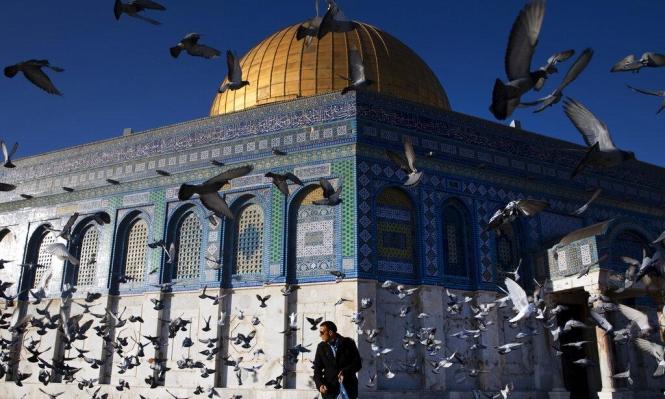 """الاحتلال يعطل مكبرات الصوت في مآذن الأقصى لإحياء ذكرى """"قتلى معارك إسرائيل"""""""