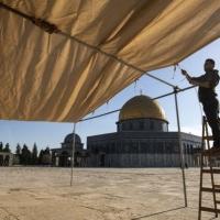 رمضان: انتعاش للقدس المحتلة والمسجد الأقصى يستقبل المصلين