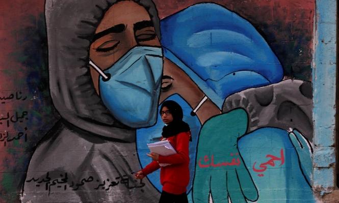 كورونا بغزة: 10 وفيات و1425 إصابة خلال 24 ساعة