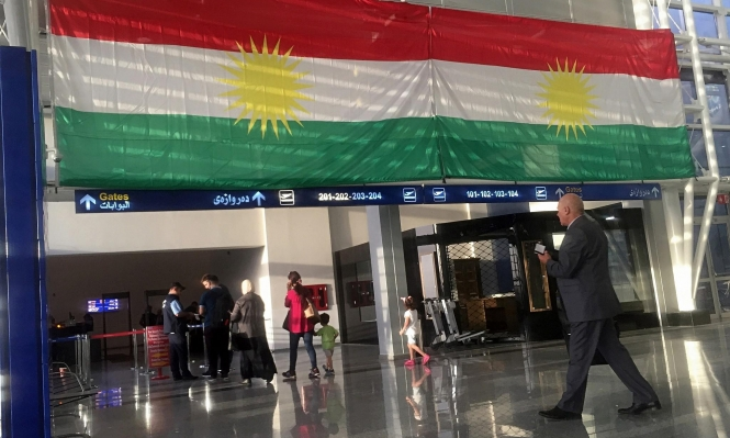هجوم بطائرة مُسيرة يستهدف مطار أربيل في كردستان العراق