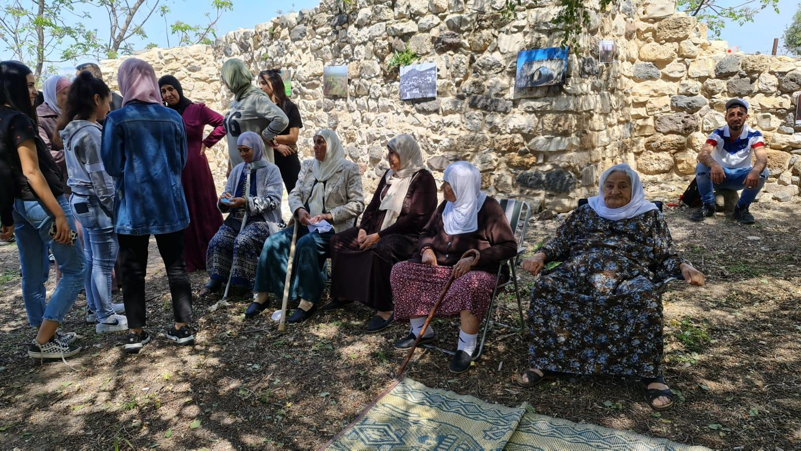 """""""يوم استقلالهم يوم نكبتنا"""": مسيرات العودة إلى الدامون وحطين واللجون"""