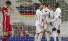 ريال مدريد يقصي ليفربول من دوري الأبطال
