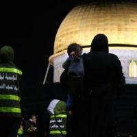 مذكرة احتجاج أردنيّة لإسرائيل بشأنالانتهاكات في الأقصى