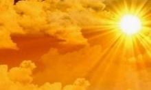 حالة الطقس: موجة حارة تضرب البلاد حتى الثلاثاء