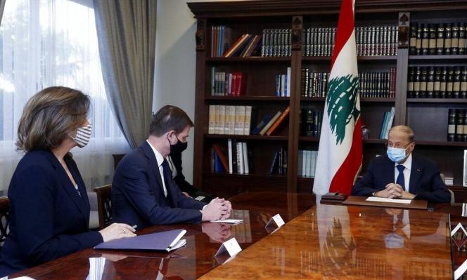 لبنان يطالب إسرائيل بعدم التنقيب في حقل نفطيّ في المياه المحاذية لشواطئه