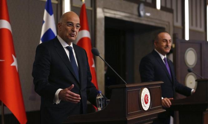 """""""تركيا تريد تحسين العلاقات مع اليونان دون شروط مسبقة"""""""