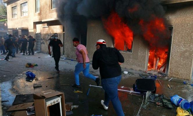 العراق: مقتل جندي وإصابة 3 في هجوميْن مسلّحيْن