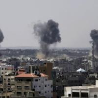 طيران الاحتلال يغير على قطاع غزة دون إصابات