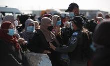سلطات الاحتلال تمنع الآلاف من الوصول للأقصى: اشتراط تلقّي لقاح