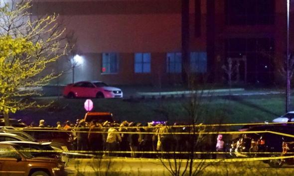 8 قتلى في إطلاق نار في إنديانابوليس في الولايات المتحدة