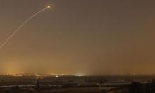 إصابتان جراء قصف الاحتلال مواقع في غزة