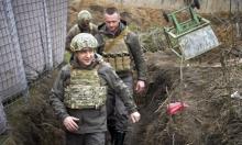 """روسيا تعتقل قنصلا أوكرانيا بزعم حصوله على"""" معلومات سرية"""""""