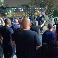 يافا: الشرطة الإسرائيلية ومتطرفون يعتدون على الأهالي
