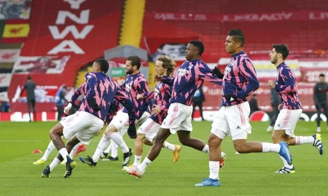 لاعبو ريال مدريد يتخذون قرارا مفاجئا