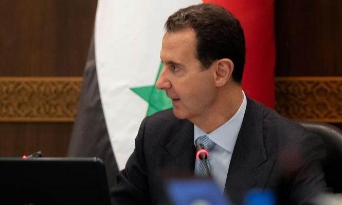 """النظام السوري يحدّد نهاية أيار موعدًا """"للانتخابات الرئاسية"""""""