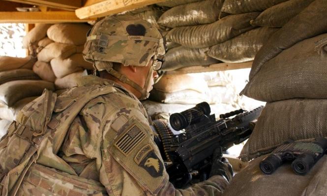 العراق: إصابات في هجوم صاروخي على قاعدة للجيش الأميركي