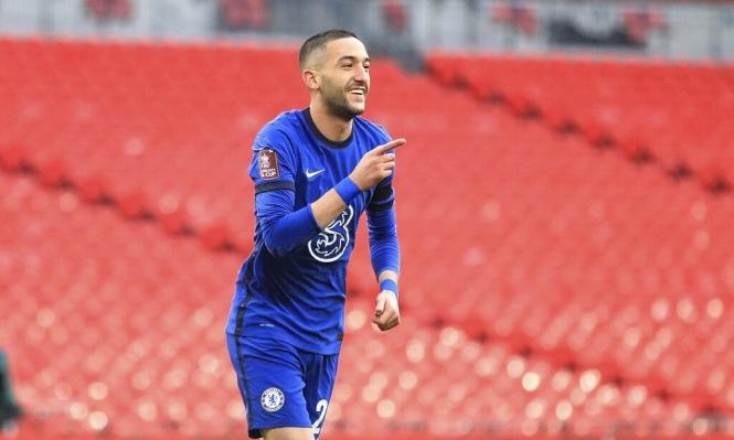 ماذا قال المغربي زياش بعد الفوز على السيتي؟