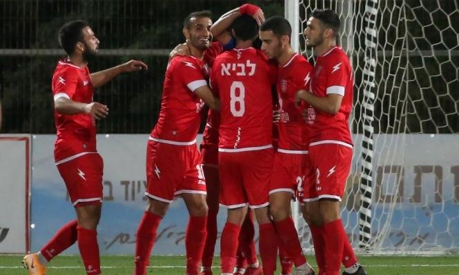 هـ. إكسال يتعادل أمام ب. تل أبيب بات يام