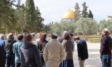 عشرات المستوطنين وجنود الاحتلال يقتحمون الأقصى