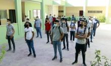 الضفة: عودة الطلبة من الصف السابع إلى الحادي عشر للدراسة