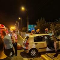 خلال ساعات: مصرع شاب من جسر الزرقاء و4 آخرين في حوادث طرق