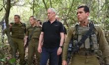 """غانتس يهدد """"حزب الله"""": أي تحرك سيترتب عليه عواقب وخيمة"""
