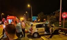 خلال ساعات: مصرع 5 أشخاص و5 إصابات بحوادث طرق