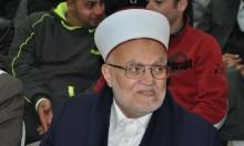 الاحتلال يمنع عكرمة صبري من السفر لمدة أربعة أشهر