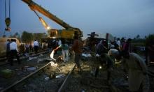 مصر: ارتفاع ضحايا انقلاب القطار إلى 23 قتيلا و139 مصابا