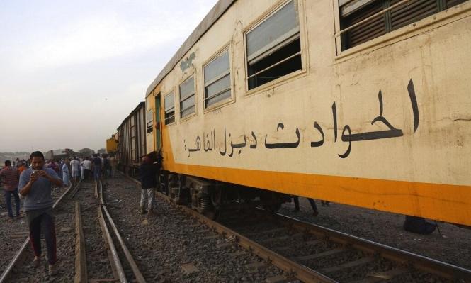 مصر: إقالة رئيس هيئة السكك الحديدية وتنصيبه مستشار الهيئة
