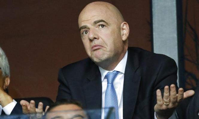 """رئيس """"فيفا"""": فرق السوبر الأوروبي ستتحمل العواقب"""