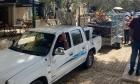 الناصرة: إزالة الطاولات والمقاعد التابعة للمطاعم من ساحة العين