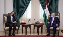 عباس يجتمع بالصّفدي لبحث ملفيّ القدس والانتخابات