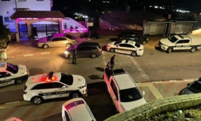الفريديس: إصابة شاب بجراح خطيرة إثر جريمة إطلاق نار