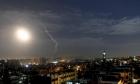 الجيش الإسرائيلي: لم يتم اعتراض صاروخ أطلِق من سورية وسقط بالنقب